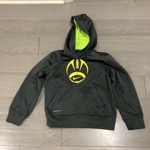 nwot Nike football sweatshirt